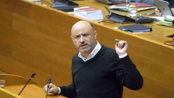 El diputado socialista Rafa Briet