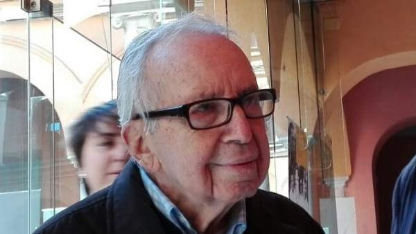 El poeta cordobés fundador del Grupo Cántico, Pablo García Baena