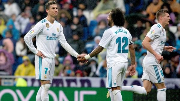 Cristiano y Marcelo