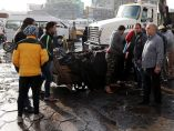 Doble atentado suicida en Bagdad