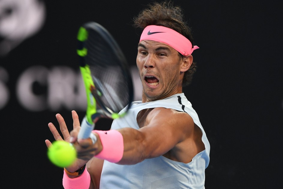 Directo | Nadal - Mayer, segunda ronda del Open de Australia