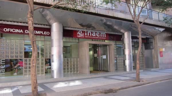 Instituto Aragonés de Empleo. INAEM.