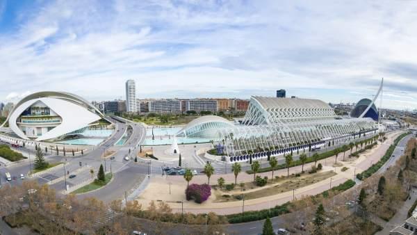 Ciudad de las Artes y las Ciencias de València