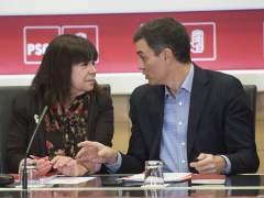 """Sánchez se lanza a por los votos de Podemos: """"Solo el PSOE puede ganar a la derecha"""""""
