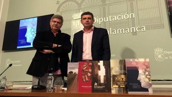Salamanca: Juan Blanco y Francisco Barrera