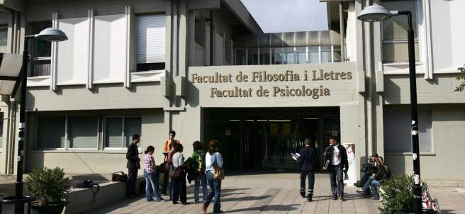 La Facultad de Filosofía y Letras de la UAB
