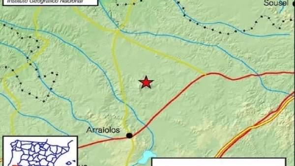 Terremoto en portugal