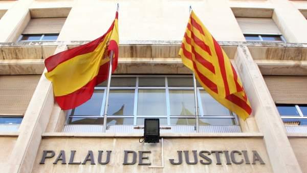 Palacio de Justicia de Tarragona.