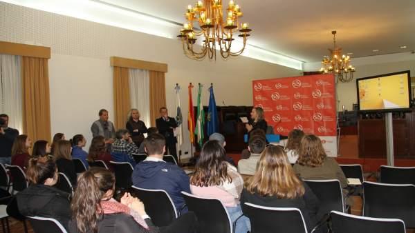 Nota De Prensa Y Fotos Sobre Visita Grupo Universidad Usa
