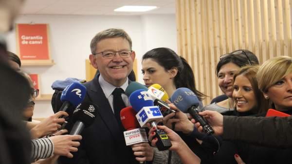 """Puig demana que """"s'assumisquen les responsabilitats polítiques corresponents"""" més enllà de les judicials"""