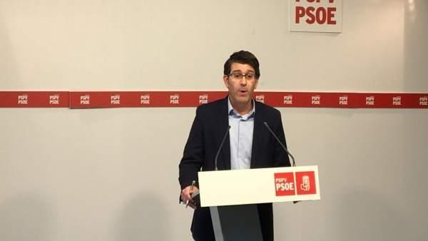 """El PSPV insta a """"condemnar socialment"""" la trama i creu que Bonig és """"còmplice"""" pel seu silenci"""