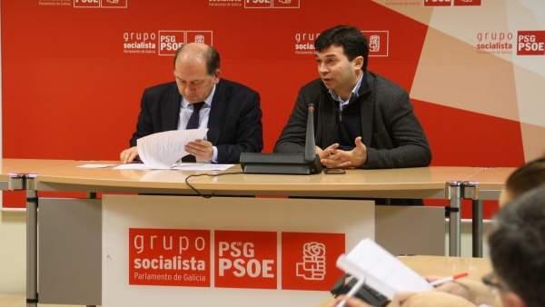 """Gonzalo Caballero Avanza Unha Liña De Acción Política """"Intensa"""" Para Que Feijóo"""