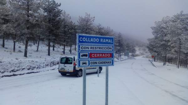 La Diputación activa el protocolo de invierno en la Red Provincial de Carreteras