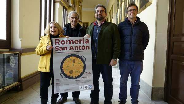 Romería San Antón
