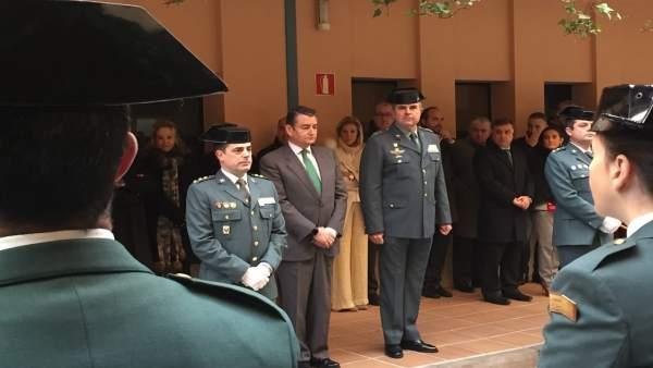 Manuel García Sánchez, nuevo jefe de la Comandancia de la Guardia Civil