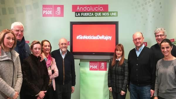 Presentación de la campaña del PSOE.