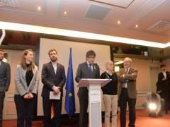 Puigdemont renuncia al voto delegado para evitar un recurso del Gobierno al TC