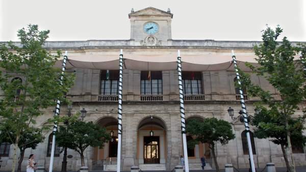 Ayuntamiento de Sevilla.