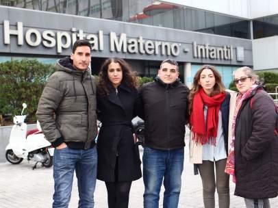 Cruz Roja cesa a nueve voluntarios del Hospital La Paz