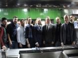 Presentación de la oferta sevillana en 'Madrid Fusión'