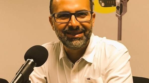 Portavoz de Cs en Canarias, Mariano Cejas