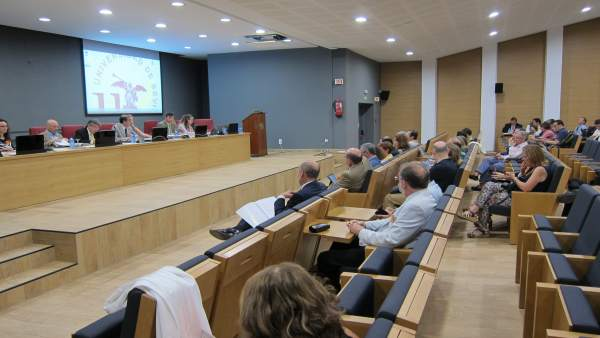 Claustro de la Universidad de Sevilla