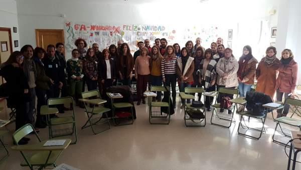 Jornada de coordinación del Programa Aldea.