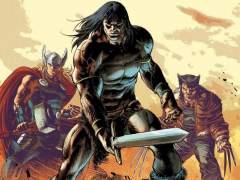 Marvel recupera los derechos de los cómics de Conan
