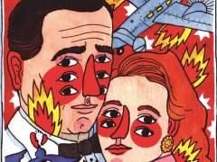 Ricardo Cavolo le declara su amor al cine en cien dibujos