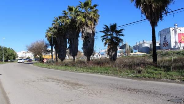 Obras Supera V en San Juan