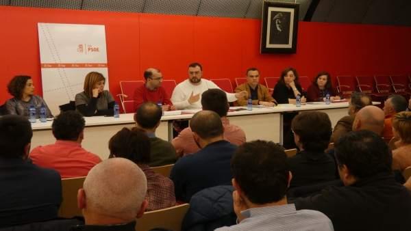 Constitución del Consejo de alcaldes y portavoces en la oposición de la FSA