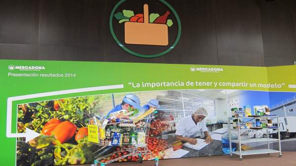 Mercadona, supermercado, compra, alimentación.