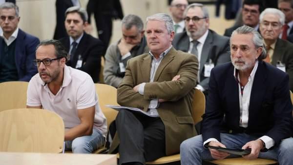 El judici per la branca valenciana deGürtel segueix en rebutjar el jutge les al·legacions