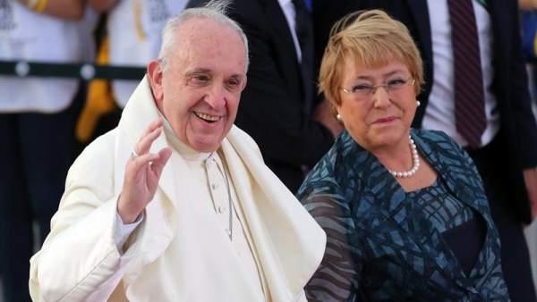 Viaje del papa a Chile