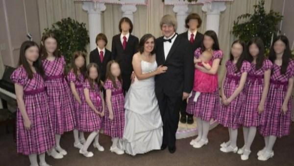 Detenidos por secuestrar y torturar a sus 13 hijos