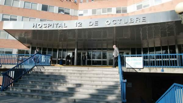 Hospital Doce de Octubre de Madrid