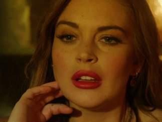 Lindsay Lohan ('The Canyons', 2013)