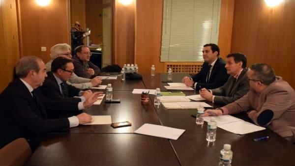 Reunión del Consejo General de Zamora 10