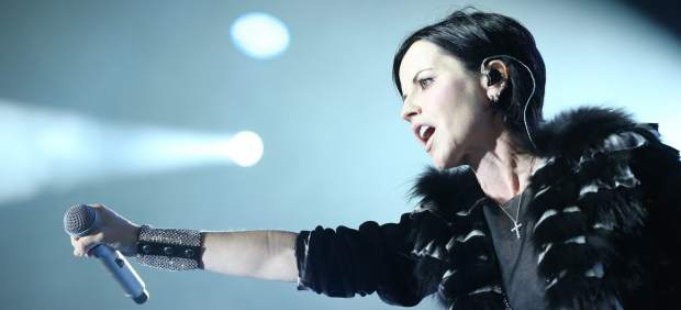 Dolores O'Riordan The Cranberries