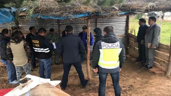 Moragues destaca col·laboració amb autoritats peruanes per a aclarir com més prompte millor la mort de Nathaly Salazar