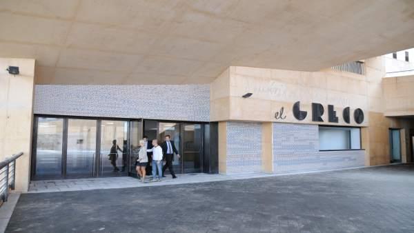 Palacio de Congresos El Greco