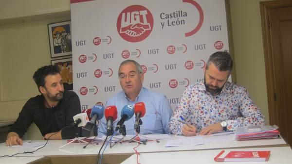 Valladolid. Año UGT