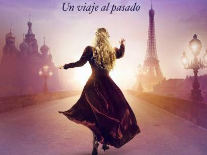 Cartel de Anastasia el musical