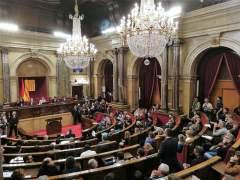 Constitución del Parlamento catalán | Directo