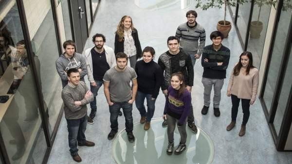 Integrantes de la asociación i2tec.