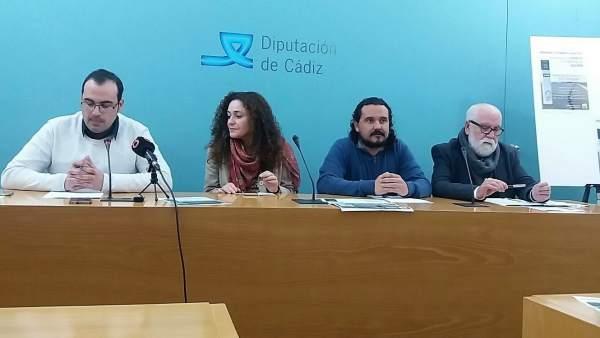 Dirigentes de IU Cádiz