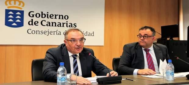 Baltar relaciona el aumento de urgencias en el Hospital Dr. Negrín de Gran Canaria con la fase ...