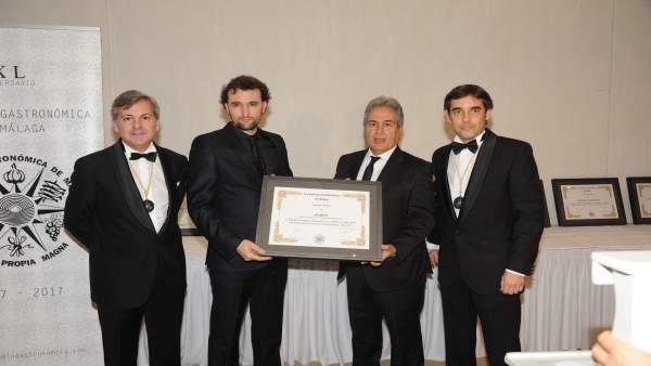 Nota Premio Gastronómico Ieamed