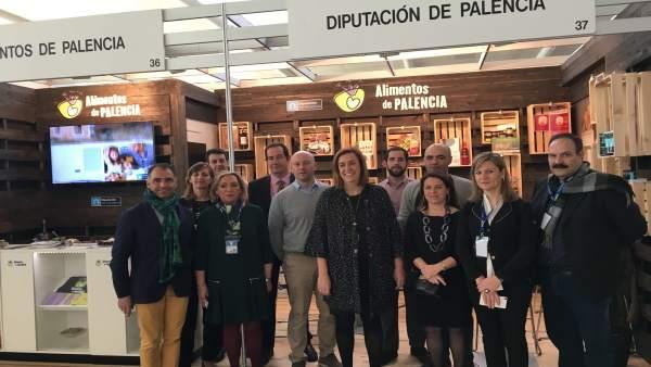 Presnecia  palentina den MadridFusión el pasado año