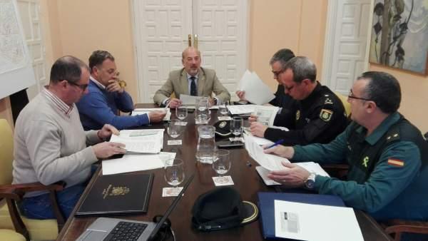 Comisión provincial del plan director para la convivencia en centros educativos
